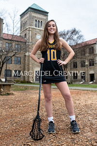 Broughton Lady Caps lacrosse senior photoshoot. February 26, 2020. MRC_5370