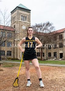 Broughton Lady Caps lacrosse senior photoshoot. February 26, 2020. MRC_5362