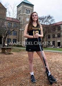 Broughton Lady Caps lacrosse senior photoshoot. February 26, 2020. MRC_5387
