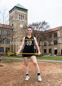 Broughton Lady Caps lacrosse senior photoshoot. February 26, 2020. MRC_5354