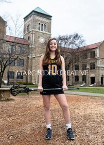 Broughton Lady Caps lacrosse senior photoshoot. February 26, 2020. MRC_5366