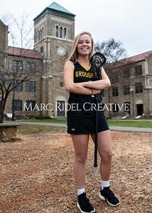 Broughton Lady Caps lacrosse senior photoshoot. February 26, 2020. MRC_5384