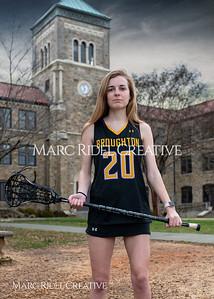 Broughton Lady Caps lacrosse senior photoshoot. February 26, 2020. MRC_5392