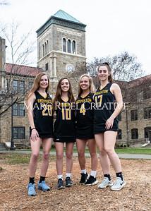 Broughton Lady Caps lacrosse senior photoshoot. February 26, 2020. MRC_5404