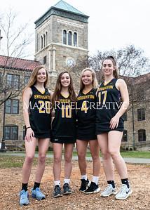 Broughton Lady Caps lacrosse senior photoshoot. February 26, 2020. MRC_5402