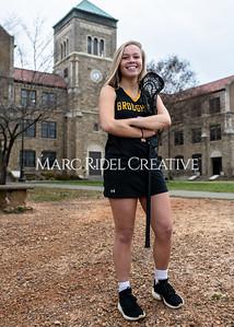 Broughton Lady Caps lacrosse senior photoshoot. February 26, 2020. MRC_5383