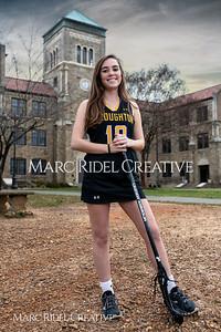 Broughton Lady Caps lacrosse senior photoshoot. February 26, 2020. MRC_5388