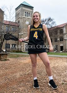 Broughton Lady Caps lacrosse senior photoshoot. February 26, 2020. MRC_5377