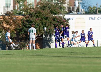 Broughton soccer vs Leesville. September 27, 2021.