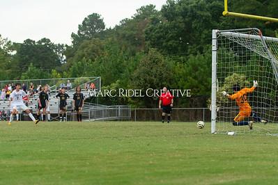 Broughton JV soccer at Enloe. October 9, 2021.