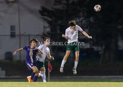 Broughton varsity soccer vs Cardinal Gibbons. October 5, 2021.