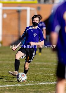 Broughton JV soccer vs Enloe. February 24, 2021