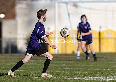 Broughton JV and varsity soccer vs Cardinal Gibbons. March 3, 2021