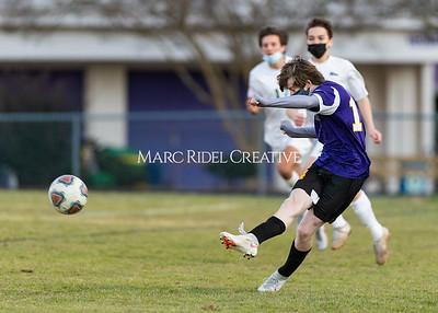 Broughton soccer vs Leesville. February 3, 2021