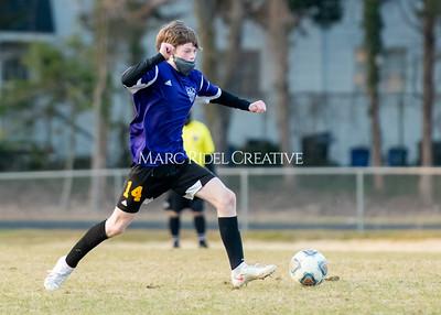 Broughton soccer vs Sanderson. February 10, 2021