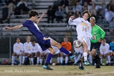 Broughton soccer vs Apex. November 8, 2108.