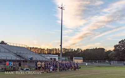 Broughton soccer vs Cardinal Gibbons. October 17, 2018.