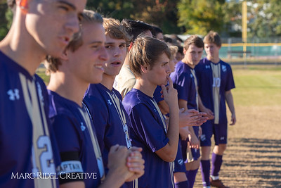 Broughton soccer vs Wakefield. November 3, 2018.