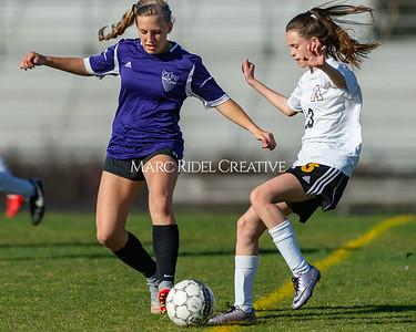 Broughton JV soccer vs Apex. April 3, 2019. D4S_0659