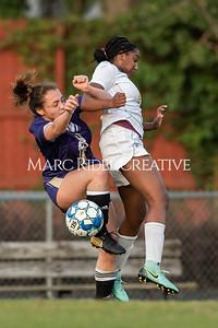 Broughton JV soccer vs Apex. April 3, 2019. D4S_1111
