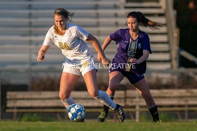 Broughton JV soccer vs Apex. April 3, 2019. D4S_0988