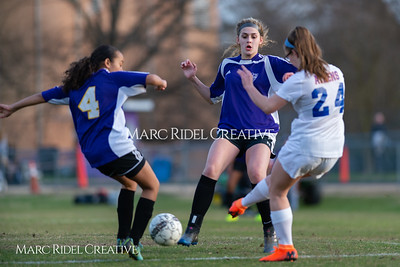 Broughton JV soccer vs Athens Drive. March 7, 2019. D4S_4625