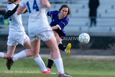 Broughton JV soccer vs Athens Drive. March 7, 2019. D4S_4659