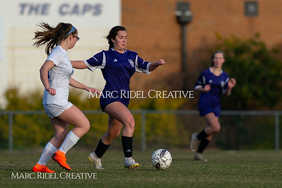 Broughton JV soccer vs Athens Drive. March 7, 2019. D4S_4563