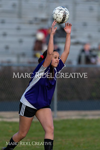 Broughton JV soccer vs Athens Drive. March 7, 2019. D4S_4601