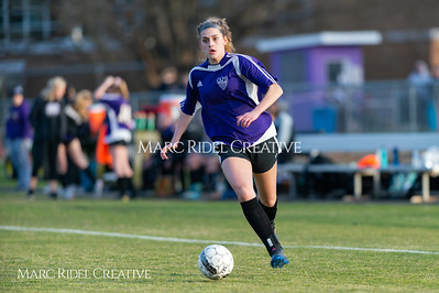 Broughton JV soccer vs Athens Drive. March 7, 2019. D4S_4569