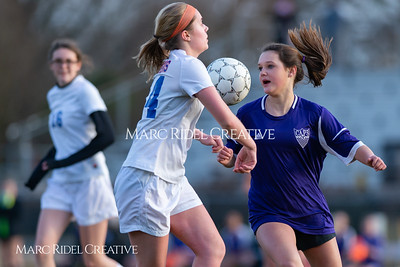 Broughton JV soccer vs Athens Drive. March 7, 2019. D4S_4595
