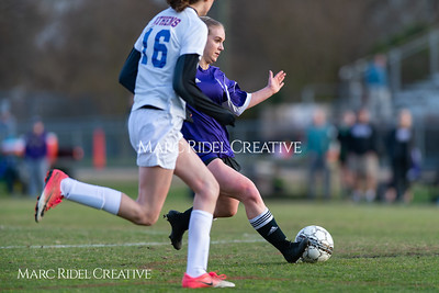 Broughton JV soccer vs Athens Drive. March 7, 2019. D4S_4619