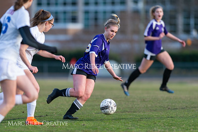 Broughton JV soccer vs Athens Drive. March 7, 2019. D4S_4616