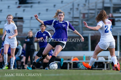 Broughton JV soccer vs Athens Drive. March 7, 2019. D4S_4649