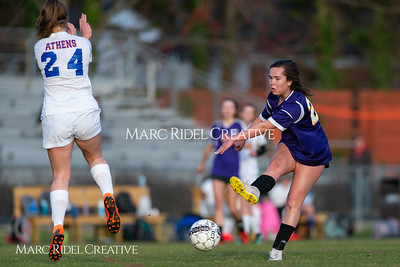 Broughton JV soccer vs Athens Drive. March 7, 2019. D4S_4579