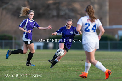 Broughton JV soccer vs Athens Drive. March 7, 2019. D4S_4612