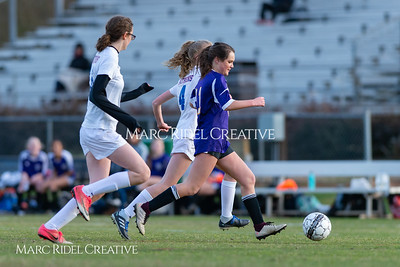 Broughton JV soccer vs Athens Drive. March 7, 2019. D4S_4644