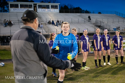 Broughton varsity soccer vs Athens Drive. March 7, 2019. D4S_4751