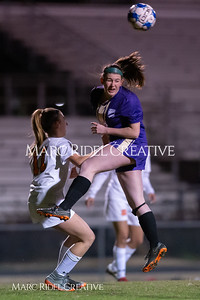 Broughton varsity soccer vs Athens Drive. March 7, 2019. D4S_4874