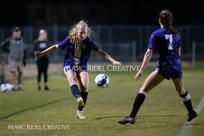Broughton varsity soccer vs Athens Drive. March 7, 2019. D4S_4780