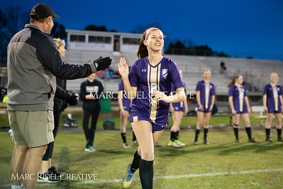 Broughton varsity soccer vs Athens Drive. March 7, 2019. D4S_4761