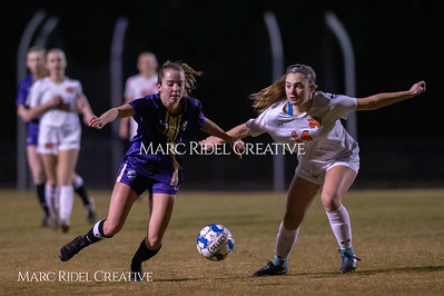 Broughton varsity soccer vs Athens Drive. March 7, 2019. D4S_4791
