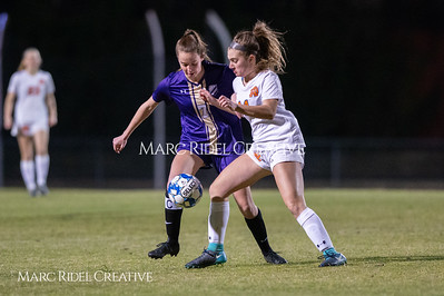 Broughton varsity soccer vs Athens Drive. March 7, 2019. D4S_4789