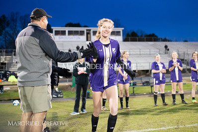 Broughton varsity soccer vs Athens Drive. March 7, 2019. D4S_4768