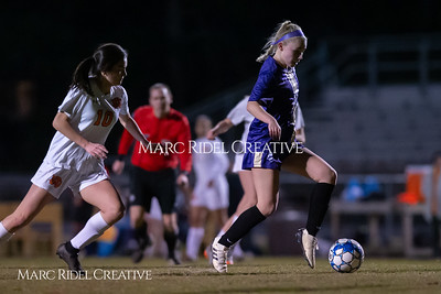 Broughton varsity soccer vs Athens Drive. March 7, 2019. D4S_4859