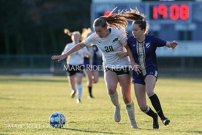 Broughton varsity soccer vs Cardinal Gibbons. March 27, 2019. D4S_6648