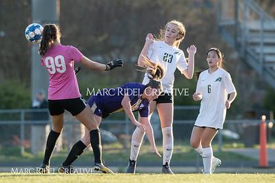 Broughton varsity soccer vs Cardinal Gibbons. March 27, 2019. D4S_6593