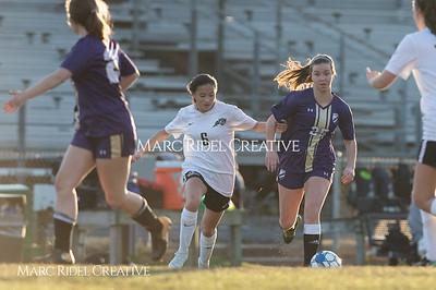 Broughton varsity soccer vs Cardinal Gibbons. March 27, 2019. D4S_6630