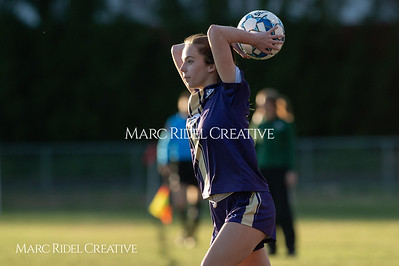 Broughton varsity soccer vs Cardinal Gibbons. March 27, 2019. D4S_6554