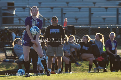 Broughton varsity soccer vs Cardinal Gibbons. March 27, 2019. D4S_6471